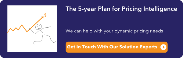 The 5-year Plan for Pricing Intelligence